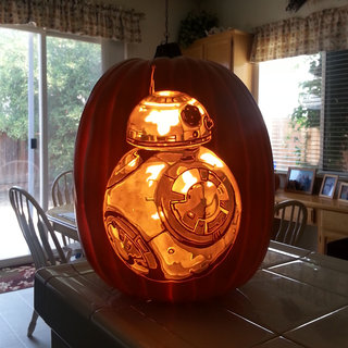 best geek halloween pumpkins and nerdy jack o lanterns from around the net image 8