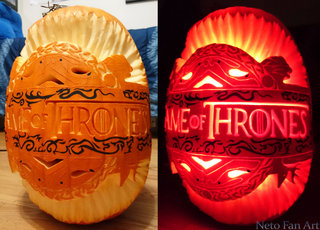 best geek halloween pumpkins and nerdy jack o lanterns from around the net image 24