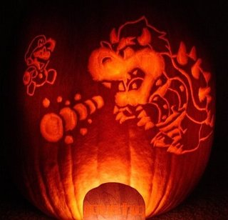 best geek halloween pumpkins and nerdy jack o lanterns from around the net image 47