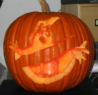 best geek halloween pumpkins and nerdy jack o lanterns from around the net image 52