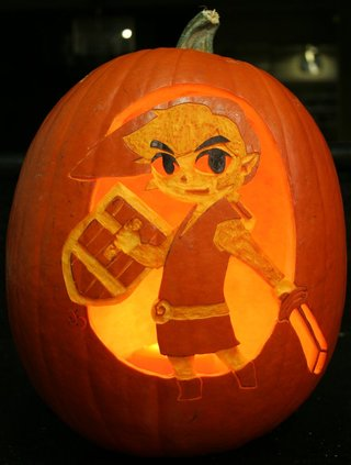 best geek halloween pumpkins and nerdy jack o lanterns from around the net image 57