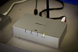 Arcam rDAC KW to wirelessly enhance you laptop's audio