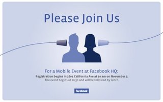 Facebook to announce new Mobile features Wednesday