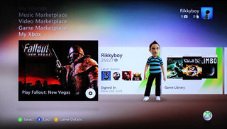 Xbox 360 Kinect update hands-on