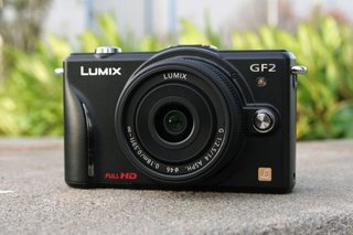Panasonic Lumix GF2 hands-on