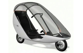 Return of the Sinclair C5 - Sir Clive's X-1