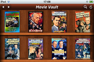APP OF THE DAY - Movie Vault (iPhone)