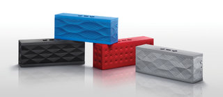 Funky Jawbone JAMBOX brings wireless portable audio