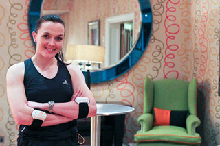 Victoria Pendleton takes us for a spin through EA Sports Active 2