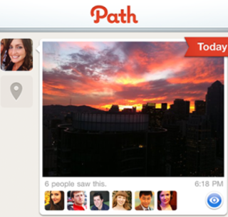 Take the Path to the (anti)social network