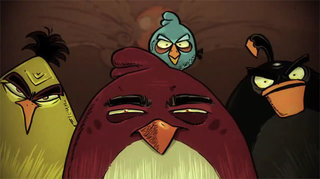 "Angry Birds sequel to be told from ""pigs' point of view"""
