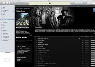 The Beatles hit iTunes... Early!