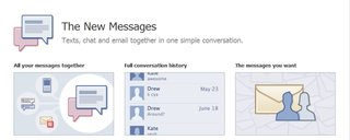 Facebook new Messages: Everything you need to know