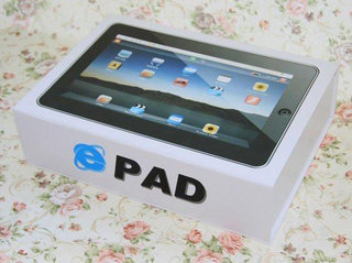Chinese ePad - the Frankenstein's monster of tablets