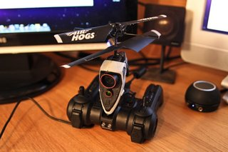 Air Hogs Hawk Eye: Hands on with the webcam that takes to the sky