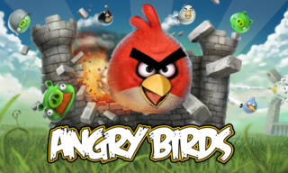 Fake Angry Birds exposes Android security hole