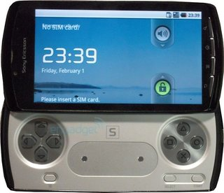 Sony Ericsson Chief: February for PlayStation Phone