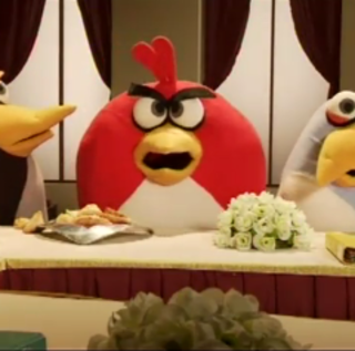 VIDEO: Hilarious Angry Birds peace talks