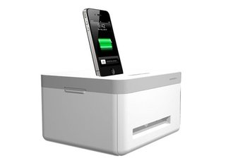 "Bolle unveils ""world's first"" iPhone printer"
