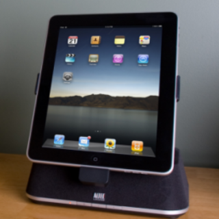 Altec Lansing Octiv 450 offers iPad docking options