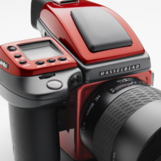 Hasselblad Ferrari H4D camera: Yours for £20k or so
