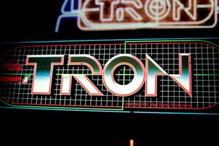 Discs of Tron (1983) retro hands-on