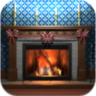 App-vent Calendar - day 7: Christmas Fireside (iPad / iPhone / iPod touch)