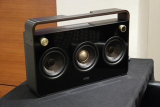 TDK Boombox in all its glory
