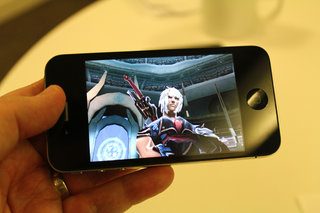 Gameloft: Eternal Legacy iPhone hands-on
