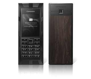 Gresso Luxor luxury phone - a snip at $4,000