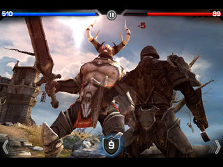 Infinity Blade iPad hands-on