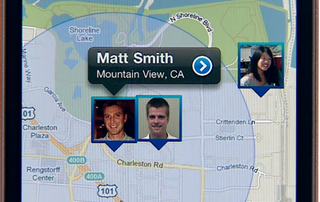 Google Latitude available now for iPhone