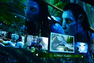 Avatar 3D Blu-ray exclusive to Panasonic until 2012