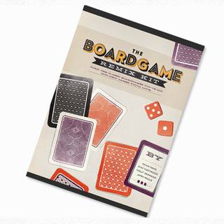WEBSITE OF THE DAY - The Boardgame Remix Kit