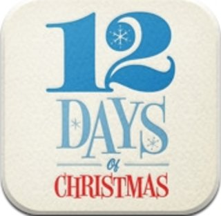 App-vent Calendar - day 14: iTunes 12 Days of Christmas