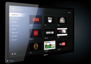 Google TV gets its first official update