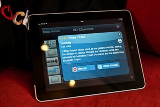 Sky looks to smartphones and tablets to be next remote control