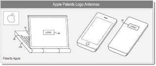 "Apple patents ""logo antenna"" technology"