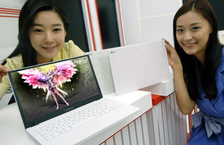 LG Xnote P210 12.5-inch notebook is wafer thin