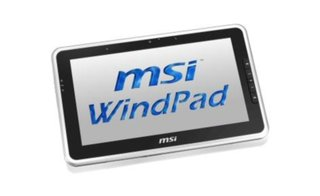 Next-gen MSI WindPad CES 2011 launch confirmed