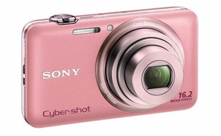 Sony goes Cyber-shot launch crazy