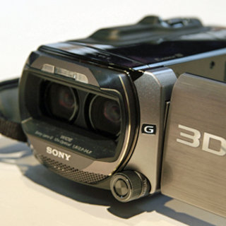 Sony unleashes Full HD 3D camcorder