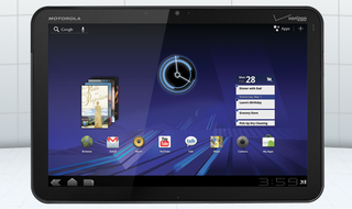 Motorola Xoom tablet finally official