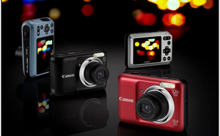 Canon PowerShot A camera range gets a new year's shakeup