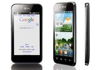 LG Optimus Black introduced in Vegas