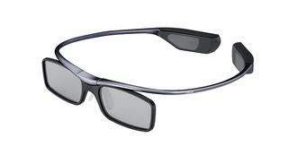 Samsung sets the standard with world's lightest 3D shutter glasses