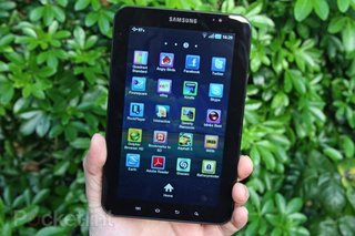 Samsung Galaxy Tab Wi-Fi only gets green light