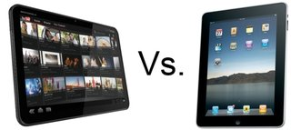 Motorola Xoom vs Apple iPad