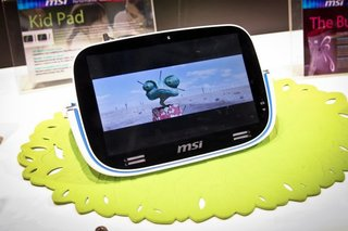 MSI Kid Pad: You know for kids