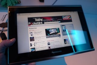 Panasonic Viera Tablet hands-on
